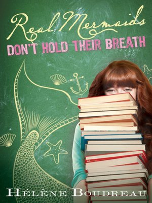 Click this cover for a(n) eBook sample of Real Mermaids Don't Hold Their Breath