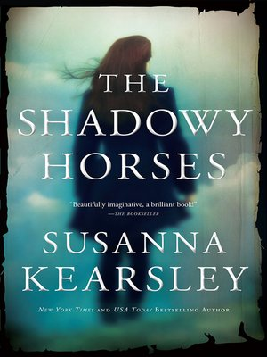 Click this cover for a(n) eBook sample of The Shadowy Horses