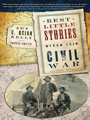 Click this cover for a(n) eBook sample of Best Little Stories from the Civil War