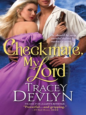 Click this cover for a(n) eBook sample of Checkmate, My Lord.