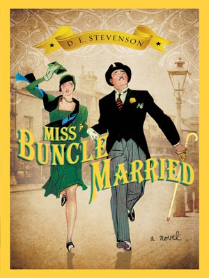 Click this cover for a(n) eBook sample of Miss Buncle Married.