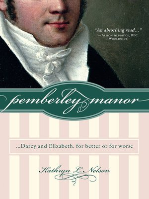 Cover of Pemberley Manor