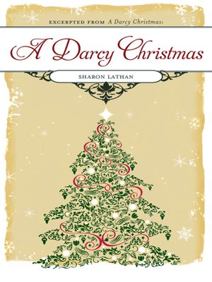 Click this cover for a(n) eBook sample of A Darcy Christmas.