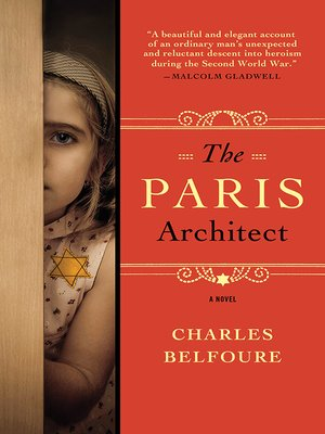 Click this cover for a(n) eBook sample of The Paris Architect
