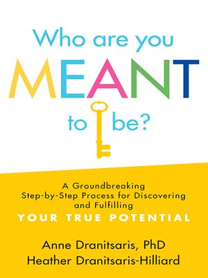 Click this cover for a(n) eBook sample of Who Are You Meant to Be?