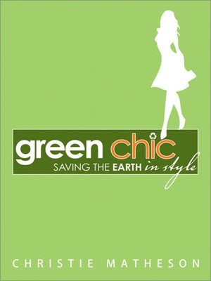 Click this cover for a(n) eBook sample of Green Chic