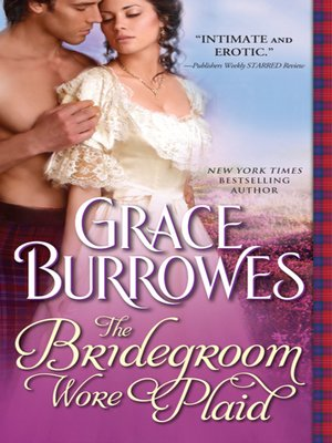 The Bridegroom Wore Plaid