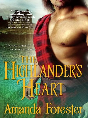 Click this cover for a(n) eBook sample of The Highlander's Heart.
