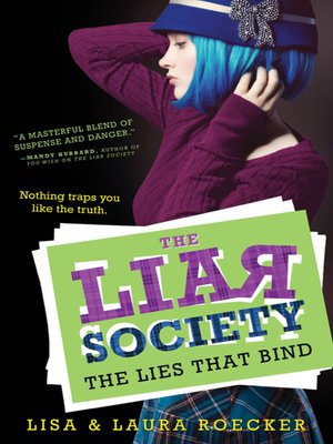 Cover of The Lies That Bind
