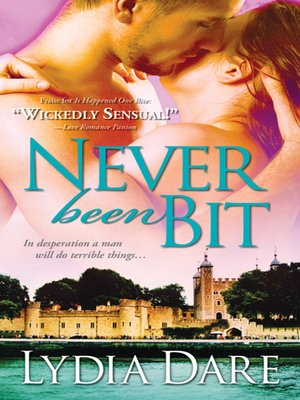 Click this cover for a(n) eBook sample of Never Been Bit.