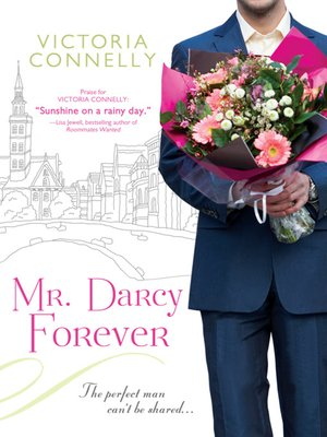 Click this cover for a(n) eBook sample of Mr. Darcy Forever.