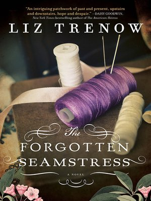 Click this cover for a(n) eBook sample of The Forgotten Seamstress.