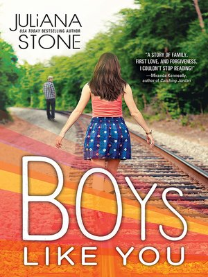 Click this cover for a(n) eBook sample of Boys Like You.