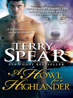 Cover of A Howl for a Highlander
