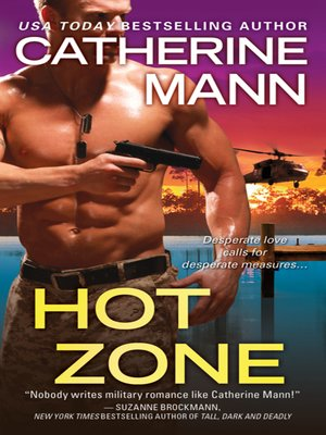 Click this cover for a(n) eBook sample of Hot Zone