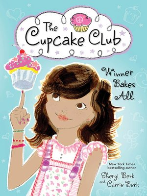 Click this cover for a(n) eBook sample of Winner Bakes All.