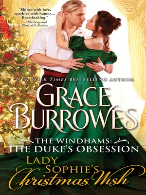 Click this cover for a(n) eBook sample of Lady Sophie's Christmas Wish.