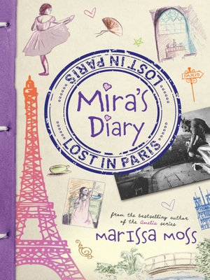 Click this cover for a(n) eBook sample of Mira's Diary