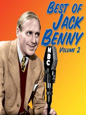 Click this cover for a(n) Audiobook sample of Best of Jack Benny, Volume 2.