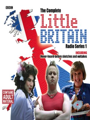 Cover of Little Britain, Series 1