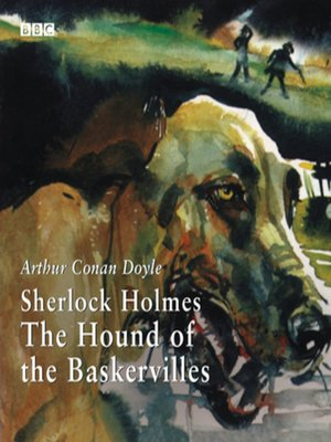 Cover of Sherlock Holmes The Hound of the Baskervilles