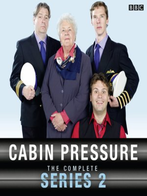 Cover of Cabin Pressure, Series 2