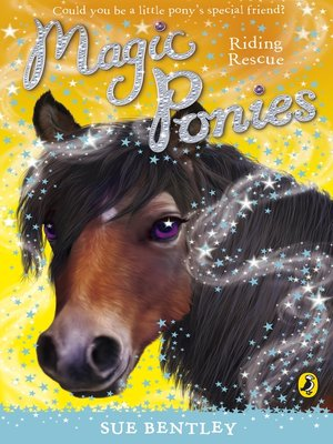 Cover of Magic Ponies:  Riding Rescue