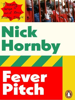 Click this cover for a(n) eBook sample of Fever Pitch
