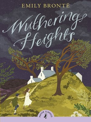 Click this cover for a(n) eBook sample of Wuthering Heights (Puffin Classics Relaunch).