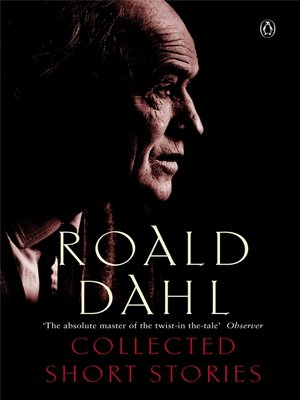 Click this cover for a(n) eBook sample of The Collected Short Stories of Roald Dahl