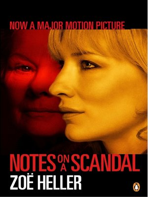 notes on a scandal essay