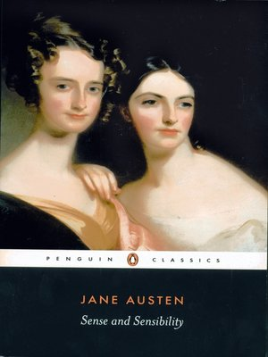 Click this cover for a(n) eBook sample of Sense and Sensibility.
