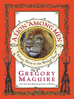 Click this cover for a(n) eBook sample of A Lion Among Men.