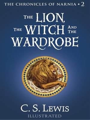 Click this cover for a(n) eBook sample of The Lion, the Witch and the Wardrobe.