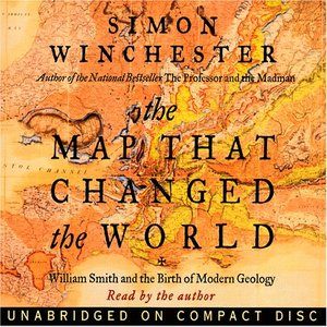 Click this cover for a(n) Audiobook sample of The Map That Changed the World