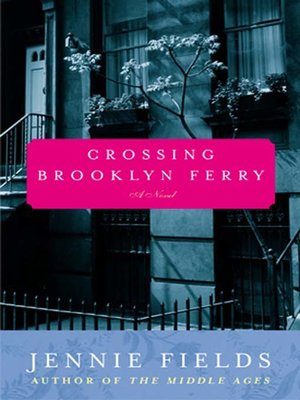 Click this cover for a(n) eBook sample of Crossing Brooklyn Ferry