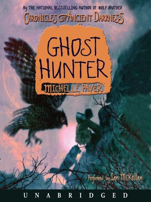 Click this cover for a(n) Audiobook sample of Ghost Hunter