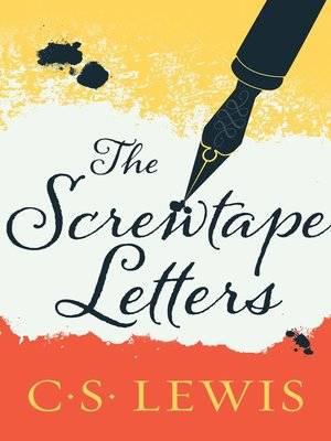 Click this cover for a(n) eBook sample of The Screwtape Letters