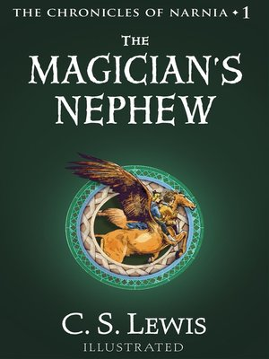 Click this cover for a(n) eBook sample of The Magician's Nephew