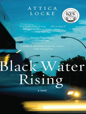 Click this cover for a(n) eBook sample of Black Water Rising