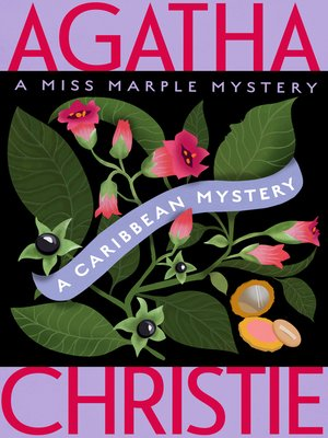 Click this cover for a(n) eBook sample of A Caribbean Mystery.