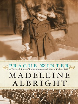 Click this cover for a(n) eBook sample of Prague Winter