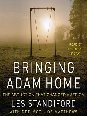 Click this cover for a(n) Audiobook sample of Bringing Adam Home.
