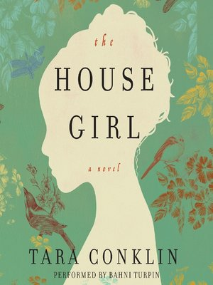 Cover of The House Girl