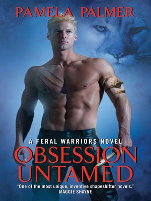 Click this cover for a(n) eBook sample of Obsession Untamed