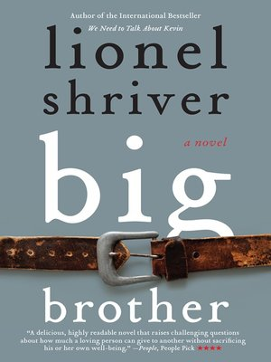 Click this cover for a(n) eBook sample of Big Brother