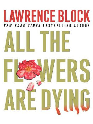 Cover of All the Flowers Are Dying