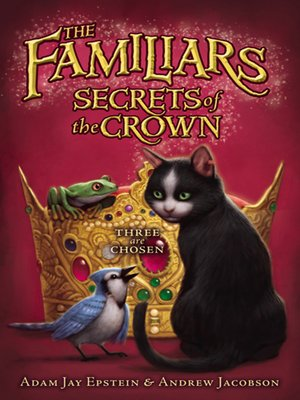 Click this cover for a(n) eBook sample of Secrets of the Crown.