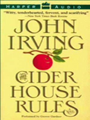 Cover of The Cider House Rules