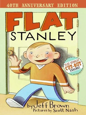 Click this cover for a(n) eBook sample of Flat Stanley.
